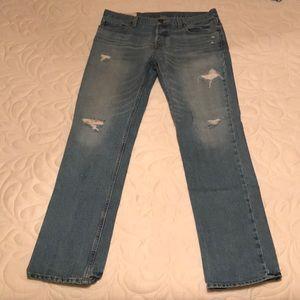 Men's Hollister Slim Straight Jeans